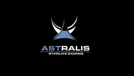 Alkuperäisen Astralisin logo.