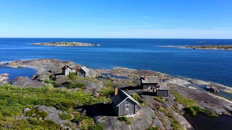 Ahvenanmaan saarilla pääsee kokemaan omanlaisen tunnelman.