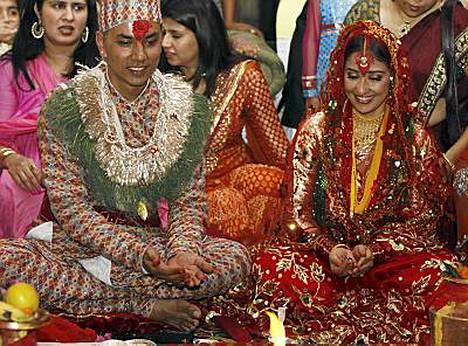 Manisha Koirala meni naimisiin Samrat Dahlin kanssa kesäkuun puolivälissä.