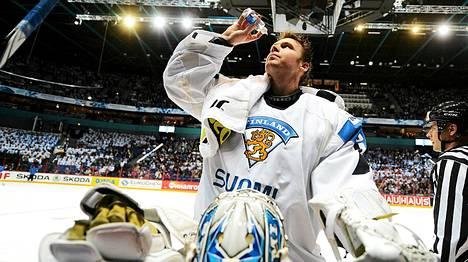 Kari Lehtonen ei pelaa MM-kisoissa.