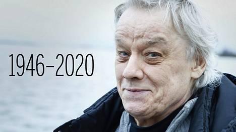 Oopperalaulaja Seppo Ruohonen.