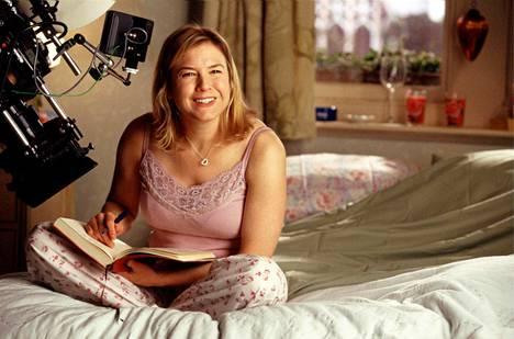Vuona 2004 ilmestynyt Bridget Jones: elämä jatkuu -elokuva oli jättimenestys.