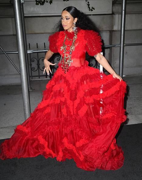 Cardi B sai omien sanojensa mukaan tarpeekseen Nicki Minaj'n kommenteista.