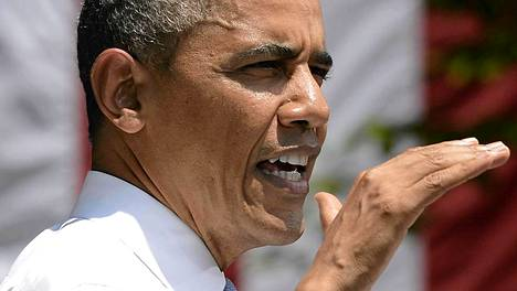 Barack Obama ei halua häiritä sairaalassa olevaa Nelson Mandelaa tai tämän omaisia.