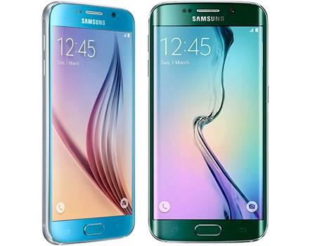 Tom's Guide testasi älypuhelinten latausnopeuksia. Samsungin Galaxy S6 pärjäsi hyvin.