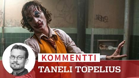 Joaquin Phoenix pääsee revittelemään komeasti Joker-elokuvan Arthur Fleckinä, tasapainonsa menettäneenä yksinäisenä sieluna.