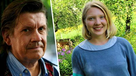 Santeri Kinnunen ja Satu Tuuli Karhu näyttelivät ensimmäistä kertaa yhdessä.