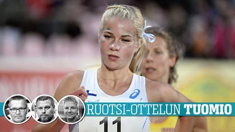 Ruotsi-ottelun tuomio: Asiantuntija otti sanansa takaisin Alisa Vainiosta