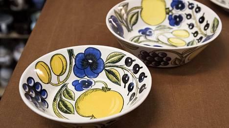 Paratiisi-lautasia on nähnyt joskus varmasti jokainen suomalainen.