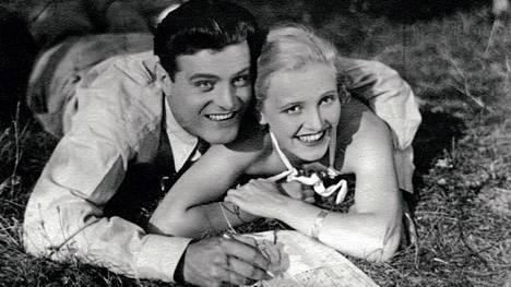 Kahdesti vaalennetusta Ansasta ja otsasta jykevöitetystä Taunosta tuli ohjaaja Valentin Vaalan visioima täydellinen pari.