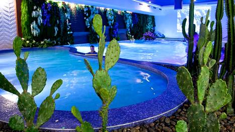 Arvostettu kylpylä- ja hotellikompleksi Viimsi Spa on nimetty neljän tähden terveyskylpyläksi.
