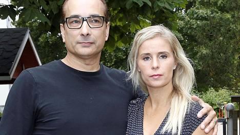 Heikki Lampela ja Hanna Kärpänen ovat kihloissa.