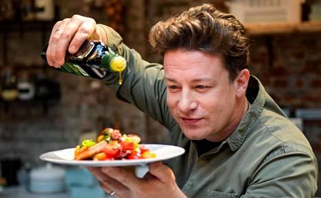 Oliverilla oli parhaimmillaan 25 ravintolaa Britanniassa.