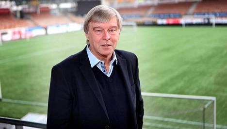 Markku Peltoniemi on HJK:n joukkueenjohtaja.