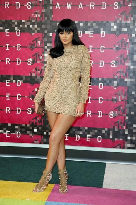 Läheiset ovat huolestuneet Kylie Jennerin ulkonäkökeskeisyydestä.