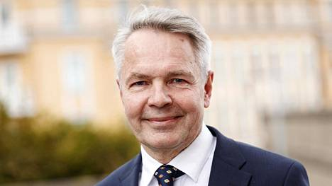 Ulkoministeri Pekka Haavisto.