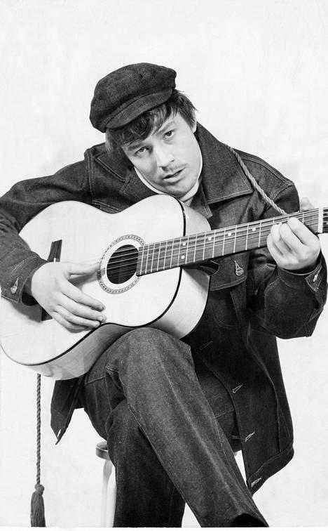 Irwin kuvattuna noin vuonna 1966.