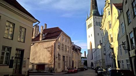 Tallinna on helppo syyslomakohde lähellä.