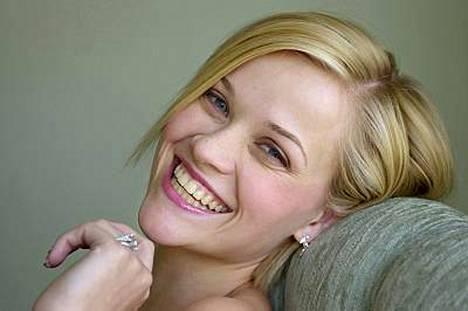 Reese Witherspoon on pieni ja simpsakka.