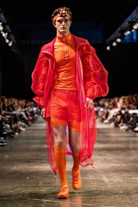 Venla Elonsalo, Sari Syväniemi, BA2 Menswear project