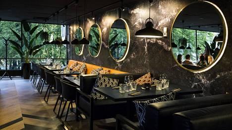 Nohoon kuuluva Masu-ravintola vuonna 2017.