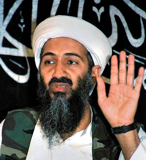 Osama Bin Laden vuonna 1998.