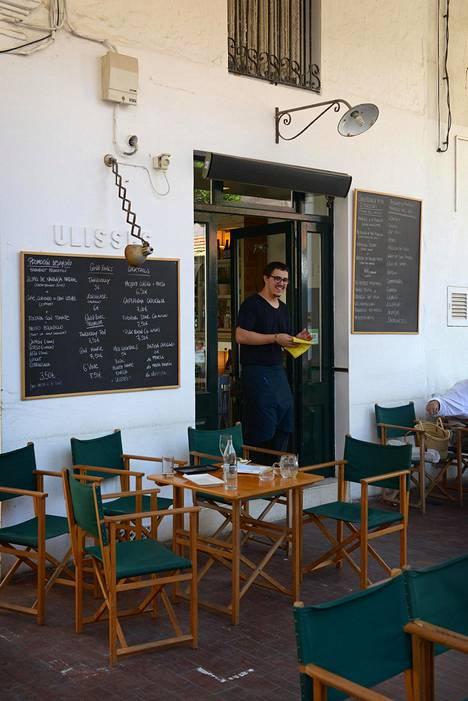 Ciutadellan vanhastakaupungista löytyy paljon mukavia kahviloita, ravintoloita ja putiikkeja.