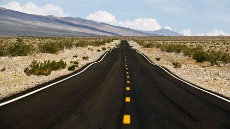 Uhri löydettiin Mojaven autiomaasta Edwardsin lentotukikohdan lähistöltä.