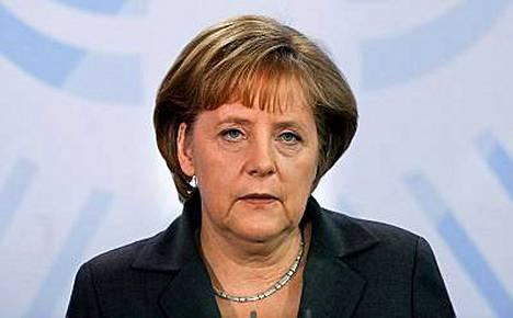 Liittokansleri Angela Merkelin mukaan keskiviikko on surun päivä koko Saksalle.