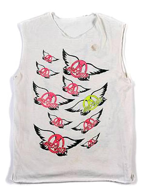 Steven Tylerin t-paita.
