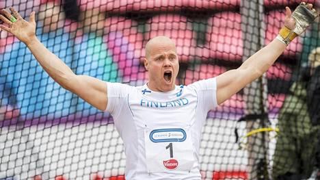 David Söderberg nähdään sittenkin Lontoon MM-kisoissa.