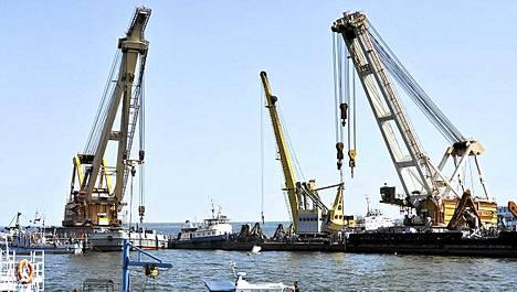Bulgaria-alus upposi Volgaan heinäkuun 17. päivänä. Sen kyydissä oli 202 matkustajaa, joista vain 79 pelastui.