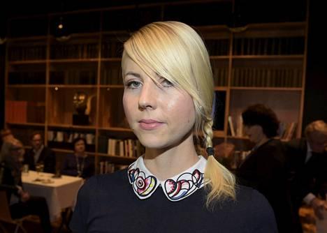 Jessikka Aro työskentelee Ylelle.