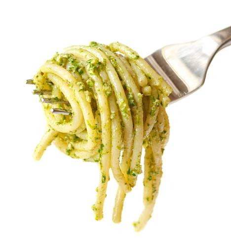 Ei ole lainkaan sama asia, valitsetko täysjyväpastaa vai valkoista pastaa.
