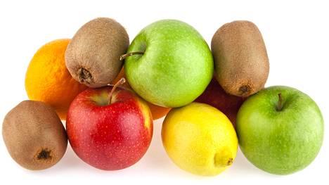 Keskikokoisessa omenassa on noin 2,5 grammaa kuitua.