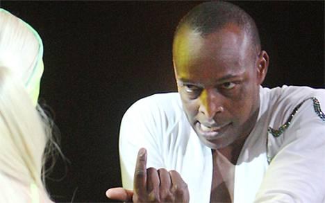 Wilson Kirwa tanssi itsensä kansan sydämiin Tanssii tähtien kanssa -ohjelmassa.