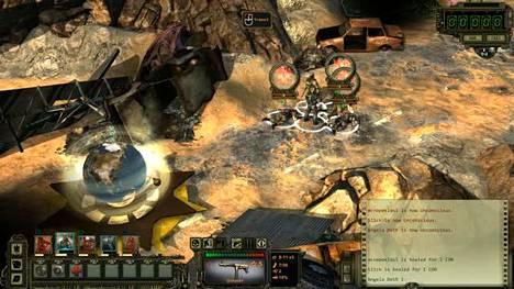 Deata tykittää arvion Wasteland 2 -pelistä
