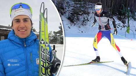 Andorralaisen Irineu Esteve Altimirasin unelmana on muun muassa legendaarisen Tour de Ski -kiertueen voitto.