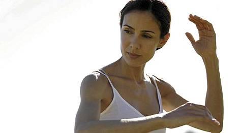 Taiji eli Tai Chi tunnetaan terveyttä edistävänä liikuntana.