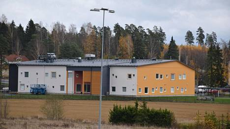 Punkalaitumen uusi Yhteiskoulu-lukio.