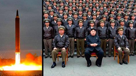 Pohjois-Korean hallinto uskoo, että ydinaseet ja niiden pelote ovat ainoa keino taata, ettei Kimien dynastiaa syrjäytetä.