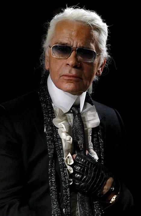 Karl Lagerfeld kuoli 85-vuotiaana.