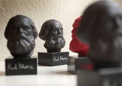 Karl Marx - tuo hilpeä musikaalikirjailija...