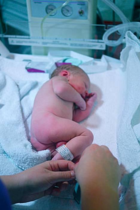 Jamie Oliverin neljäs lapsi syntyi keskiviikkona.