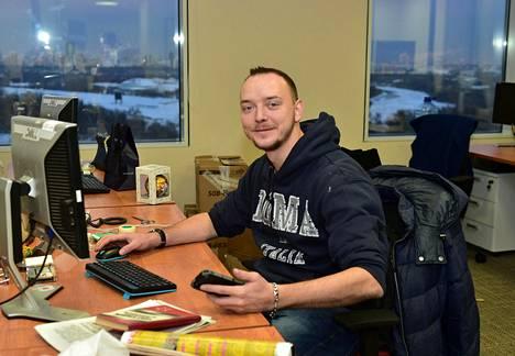 Ivan Safronov työskenteli ennen toimittajana.