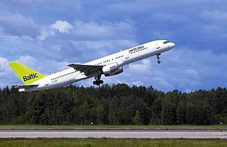 Air Balticin videokisa ratkesi manselaisten voittoon.