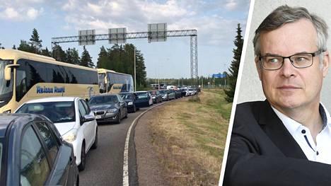 Husin diagnostiikkajohtaja Lasse Lehtosen mukaan nyt on ensiarvoisen tärkeää, että Suomeen palanneet kisaturistit noudattaisivat ohjeita toiseen testiin menemisestä ja karanteenista.
