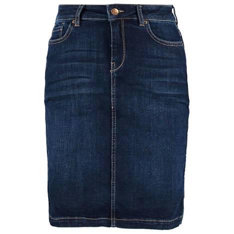 Kynämallinen farkkuhame 59,95 €, Esprit / Zalando.