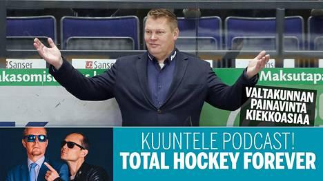 Pekka Virran valmentama Lukko on suosikki mestariksi tällä hetkellä.