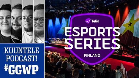 Telia Esports Seriesin otteluita voi seurata Mtv-palvelusta tai perjantaisin Subilta.
